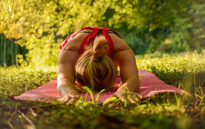 Outdoor Yoga Carry Helfenstein